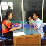 Guru Bahasa Indonesia untuk expat Cina
