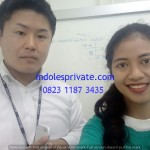 les Bahasa Indonesia untuk orang Cina
