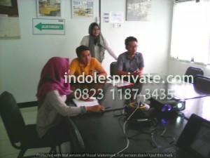 guru privat Bahasa Inggris di Jakarta
