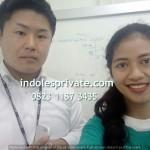 Guru Bahasa Indonesia Expat Cina