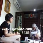 Les privat bahasa inggris conversation di Jakarta Pusat