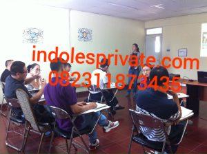 In House Training Bahasa Indonesia di Jakarta Tangerang dan Bekasi untuk Orang Asing
