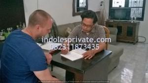 Les Bahasa Indonesia untuk orang asing di Jakarta selatan