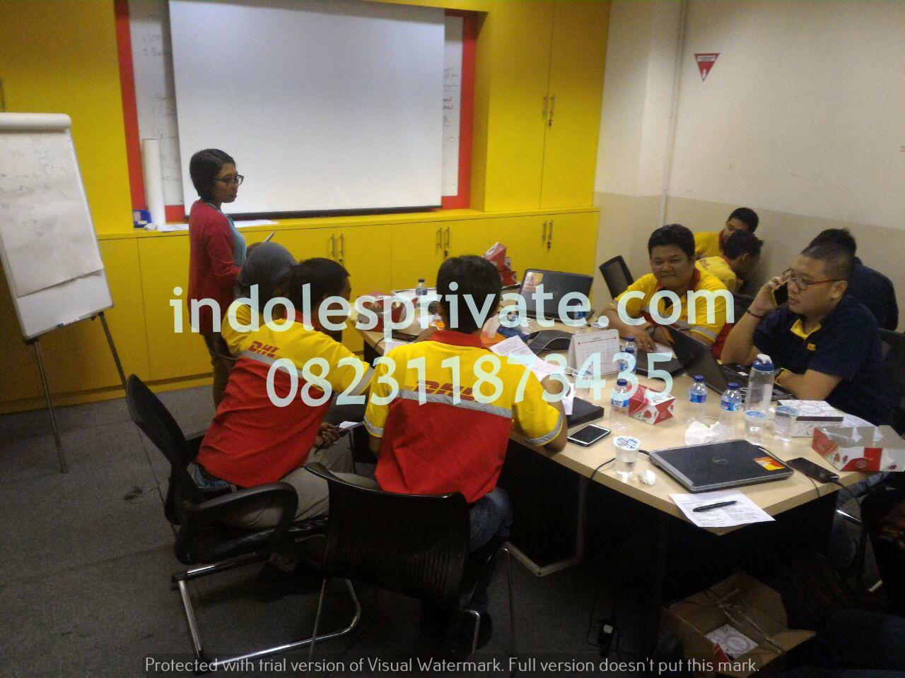in house training bahasa inggris di tangerang