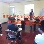 Guru Bahasa Indonesia untuk orang asing di Jakarta Selatan