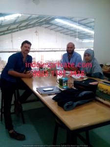 Belajar bahasa Indonesia bagi Orang asing di Semarang