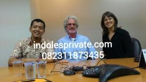 Guru Bahasa Indonesia Untuk Expatriat di Cikarang