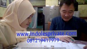 kursus privat Bahasa Indonesia bagi penutur asing