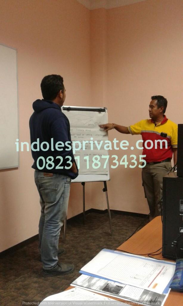 Guru Les Privat TOEFL di Bekasi