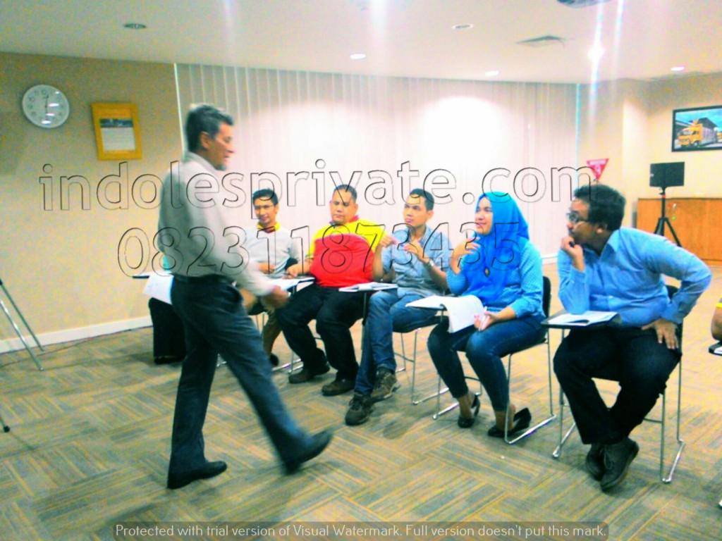 Les Bahasa Inggris di Bekasi timur