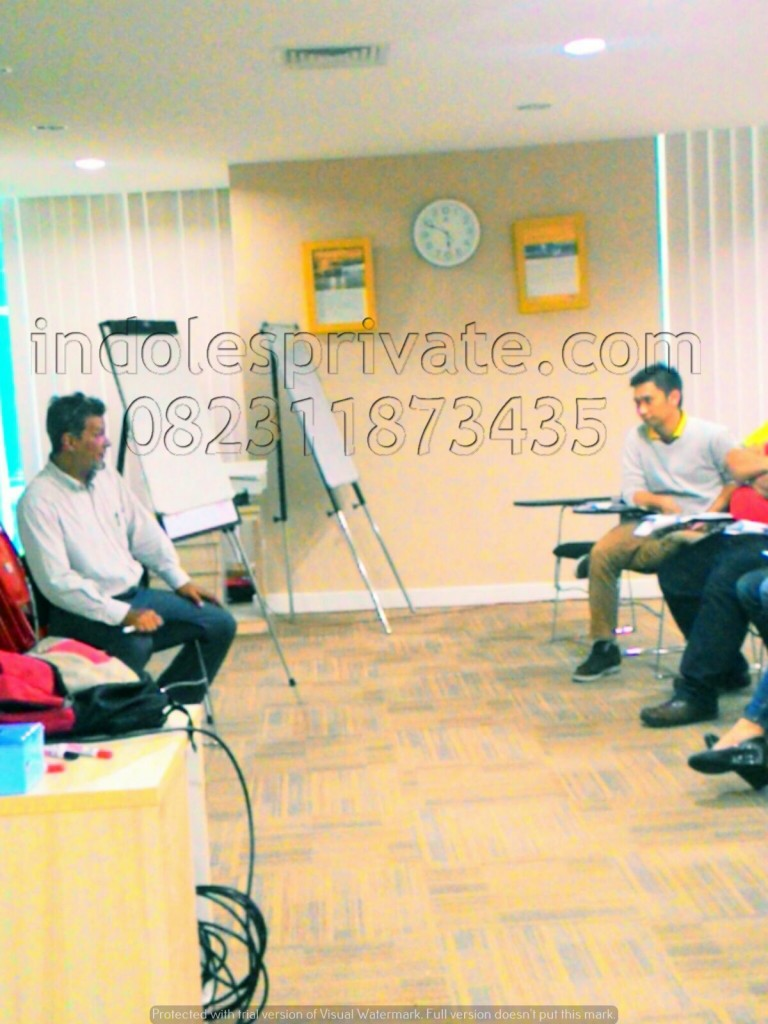 Les Bahasa Inggris di Serang Banten