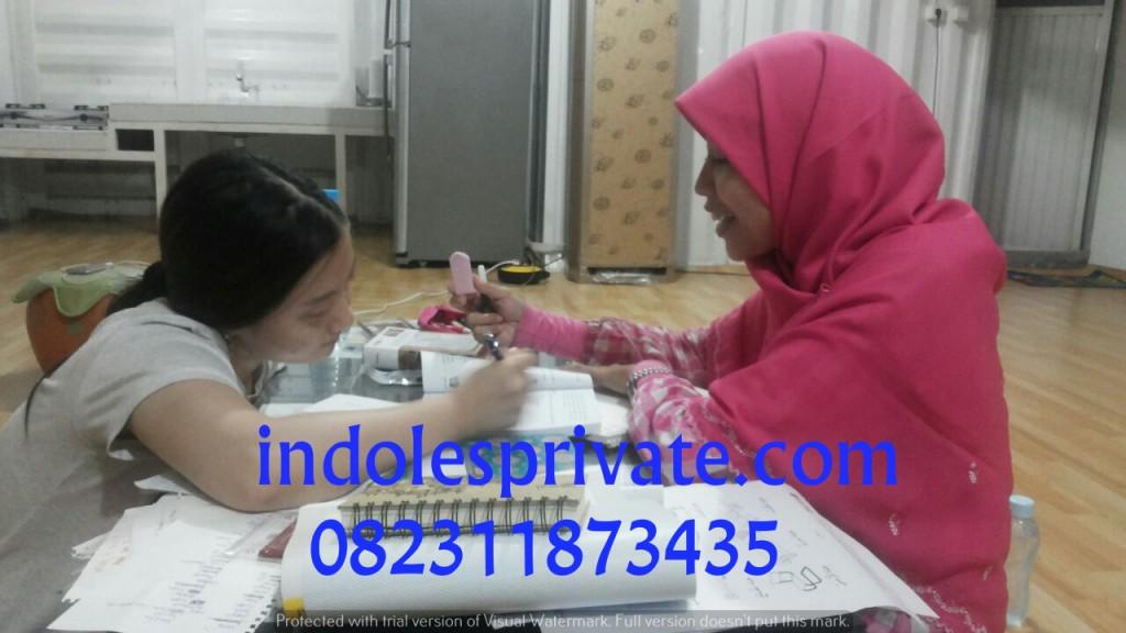 Les Privat Bahasa Indonesia Untuk Expatriate di Bogor