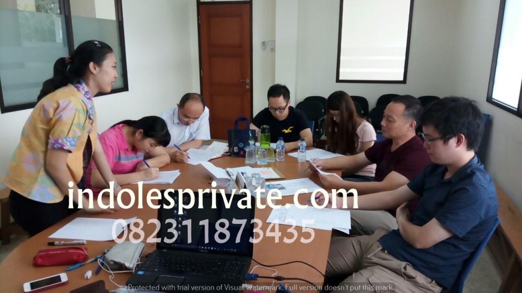 Les Privat Bahasa Indonesia Untuk Expatriate di Cibinong