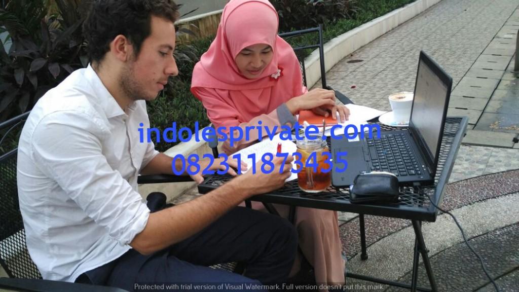 Les Privat Bahasa Indonesia Untuk Expatriate di Cibubur