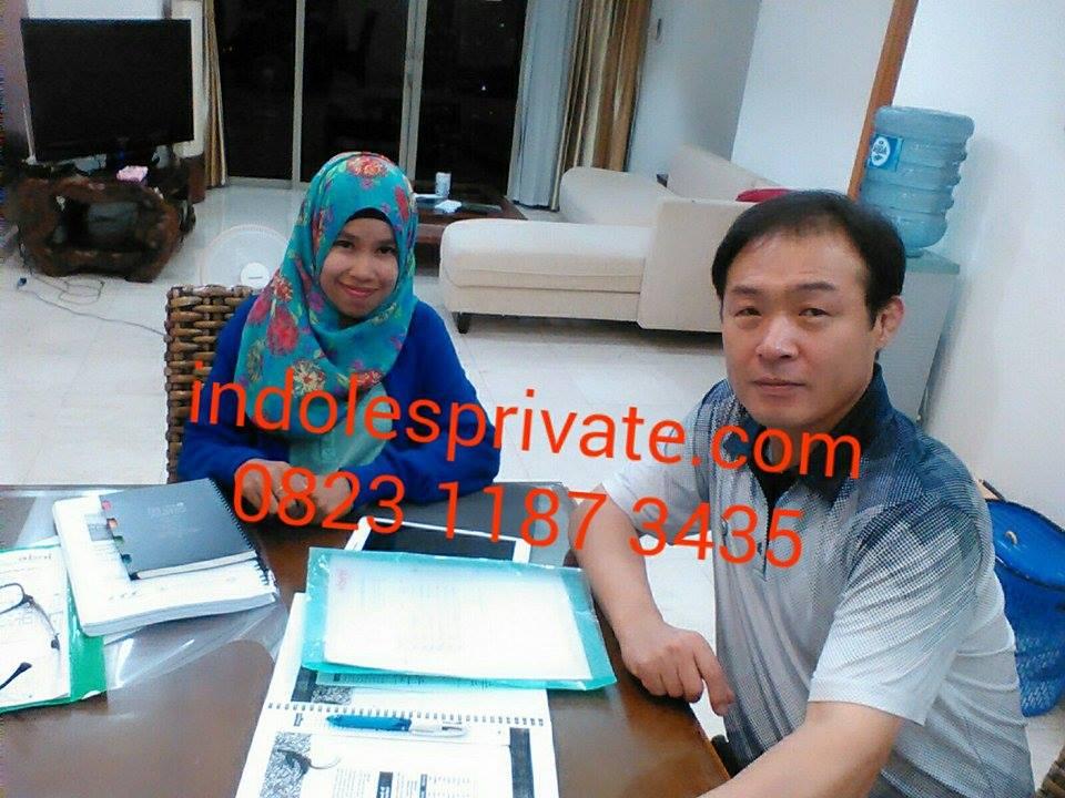 Les Privat Bahasa Indonesia Untuk Expatriate di Cikarang