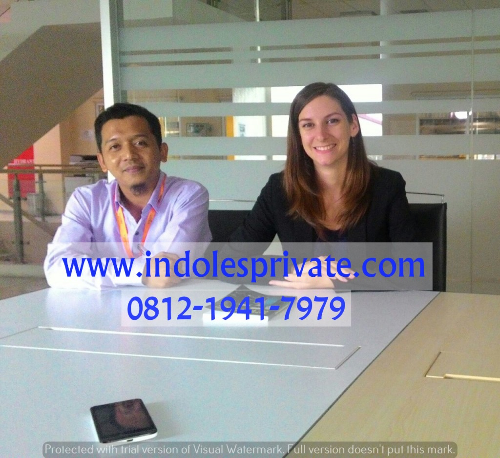 Les Privat Bahasa Indonesia untuk Expatriate di Bitung