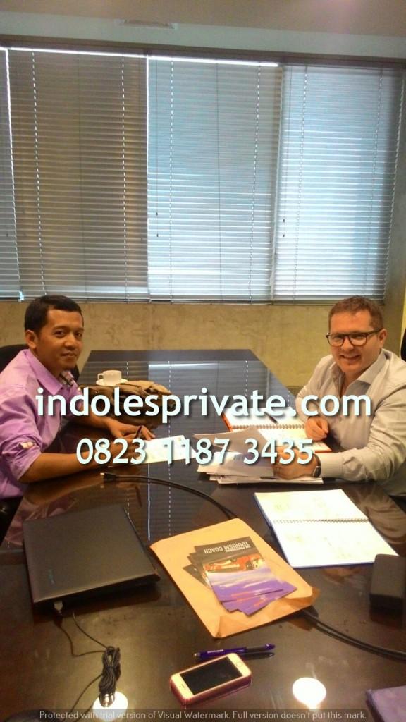 Les Privat Bahasa Indonesia untuk Expatriate di Cengkareng