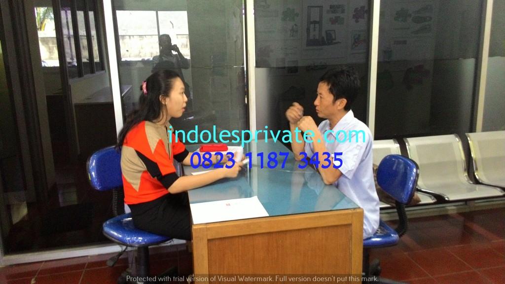Les Privat Bahasa Indonesia untuk Expatriate di serang banten