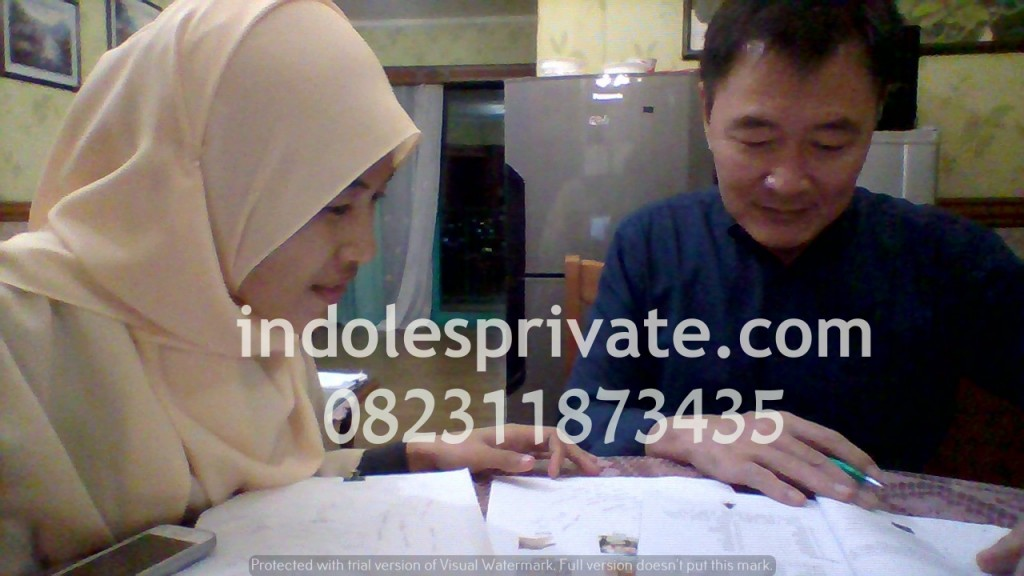 Les privat bahasa Indonesia untuk expatriate di Lippo Cikarang