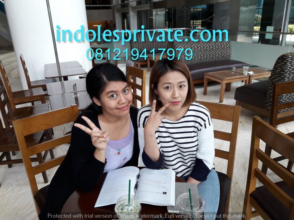 Guru bahasa indonesia untuk expat korea