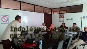 Inhouse Training Bahasa Mandarin