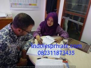 Les Privat Bahasa Indonesia