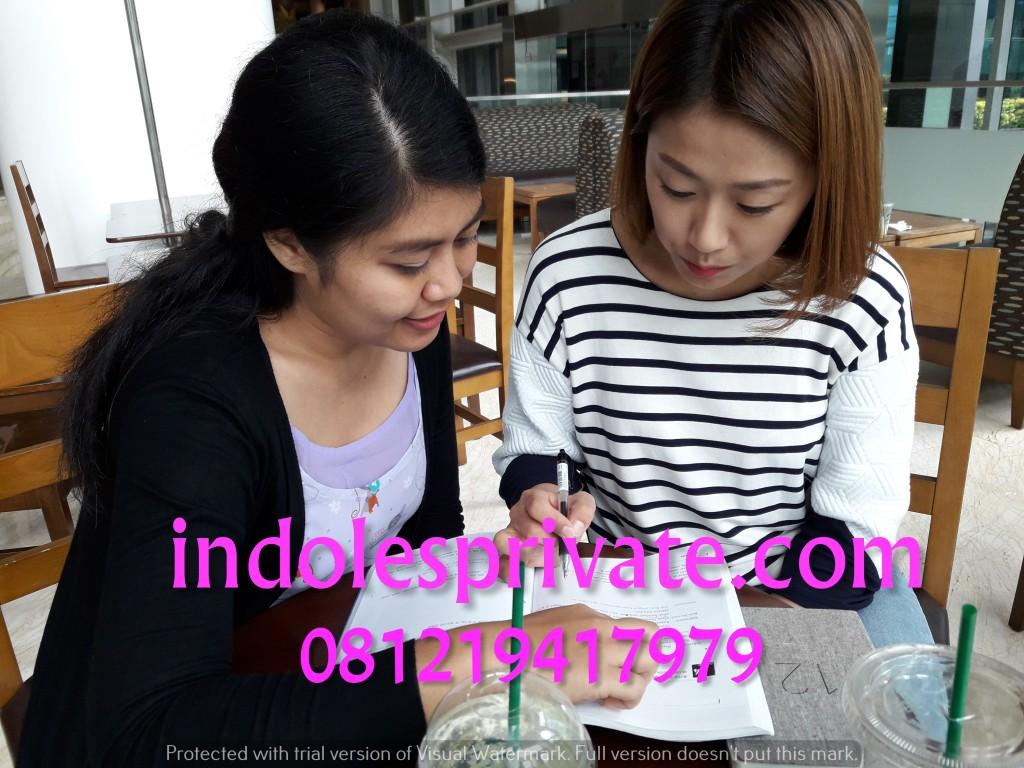 Les Private Bahasa Indonesia untuk expat Korea