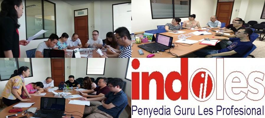 Les Privat Bahasa Indonesia Untuk Orang China Di Bekasi Selatan
