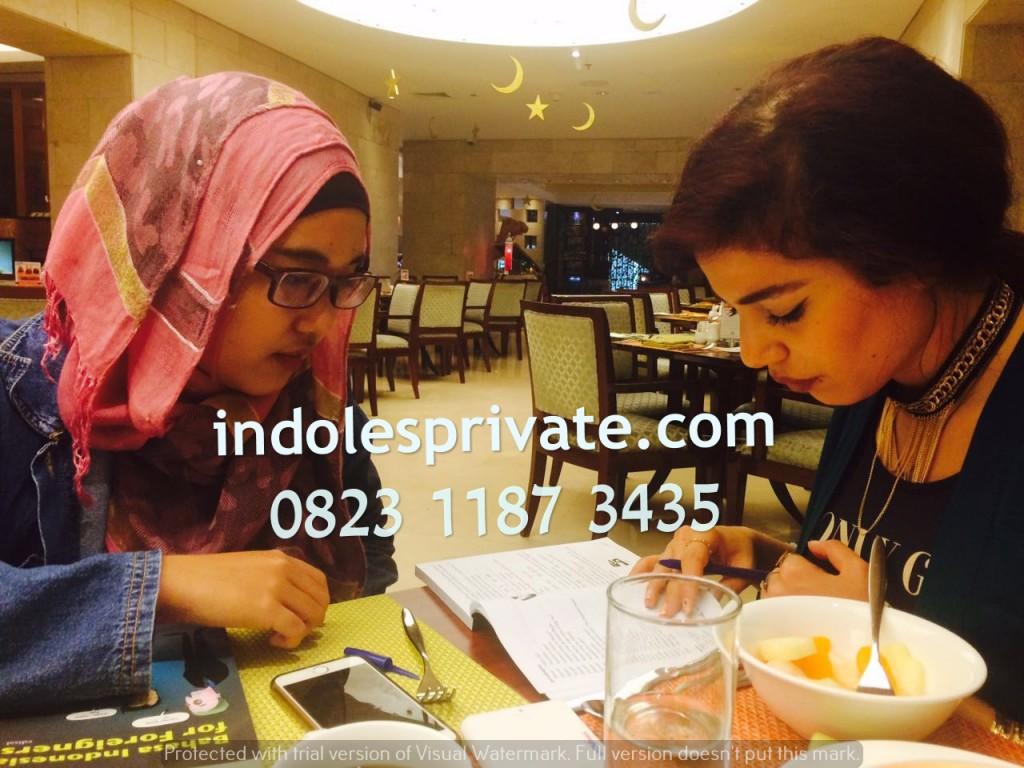 Les Privat Bahasa Indonesia untuk Orang Jepang