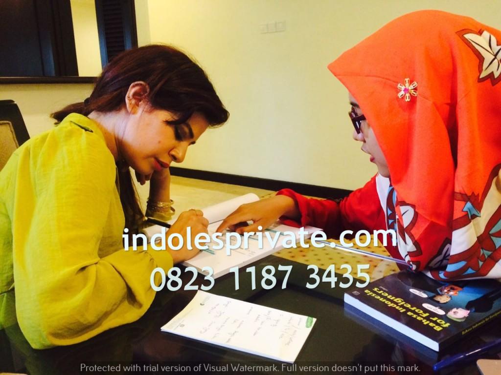 Les privat bahasa indonesia untuk orang jepang (2)