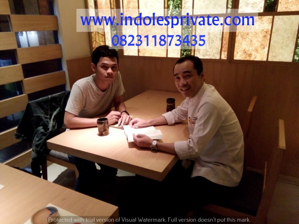 les privat bahasa indonesia untuk orang jepang (3)
