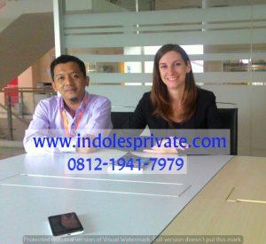 Guru Privat Bahasa Indonesia untuk Expatriate di Sudirman