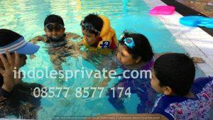 Les Renang Anak di Bekasi