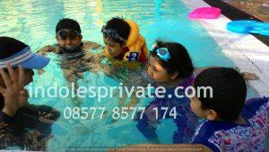 Les Renang Anak di Jakarta Pusat