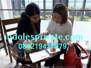 Les Privat Bahasa Indonesia untuk Orang Asing di Jakarta Selatan