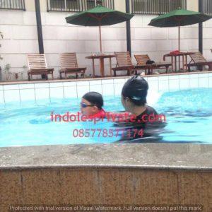 Les Renang Anak Berkebutuhan Khusus di Bogor