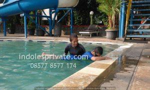 Les Renang Anak Berkebutuhan Khusus di Jakarta Pusat