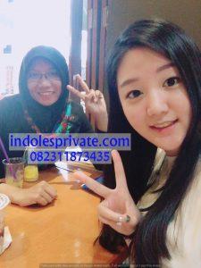 Les Privat Bahasa Indonesia untu Orang Asing di Ejip Bekasi