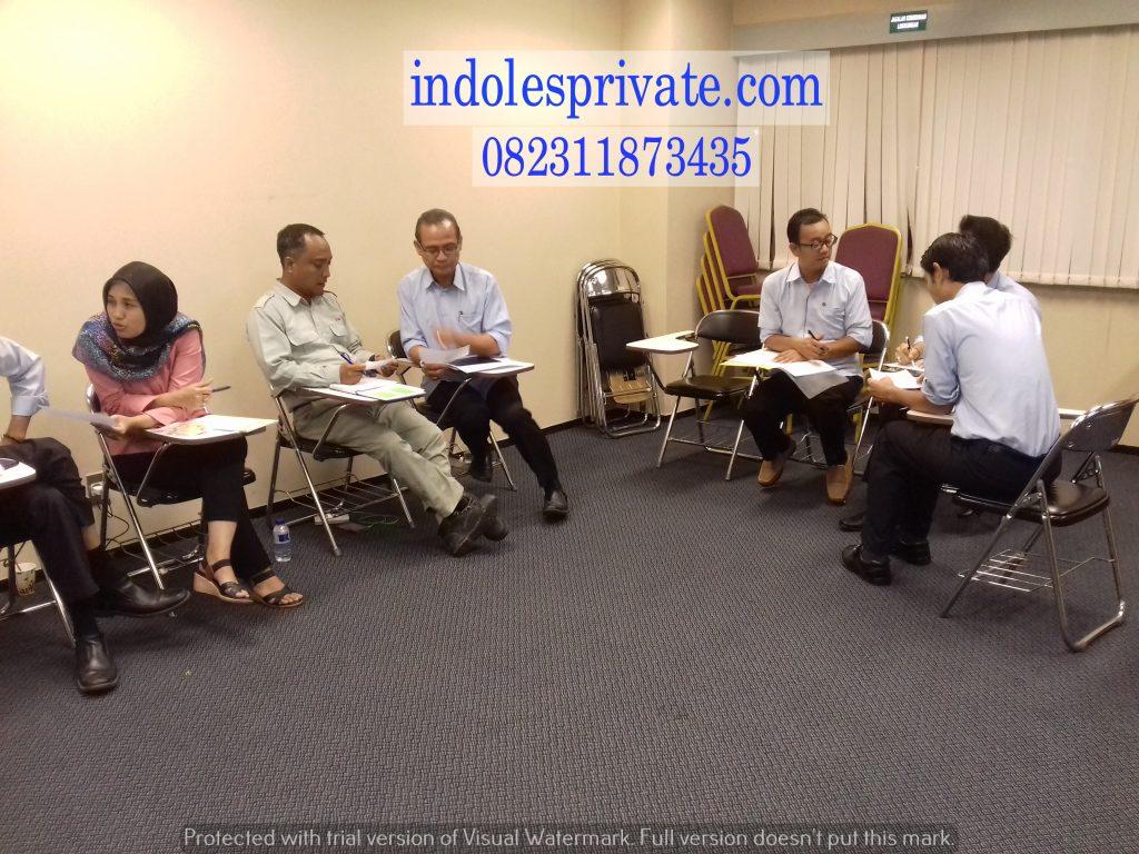 Les Privat Bahasa Inggris Untuk Karyawan Di Jakasampurna