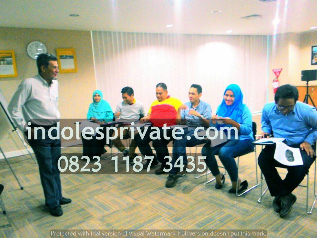 Les Privat Bahasa Inggris Untuk Karyawan Di Medan Satria.