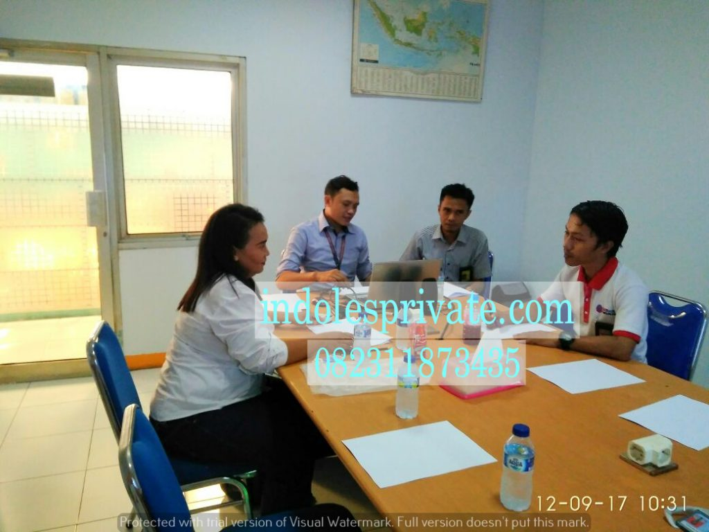 Les Privat Bahasa Inggris Untuk Karyawan Di Sumarecon Bekasi