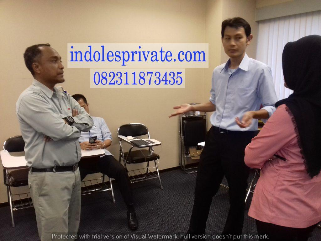 . Les Privat Bahasa Inggris Untuk Karyawan Di Bekasi