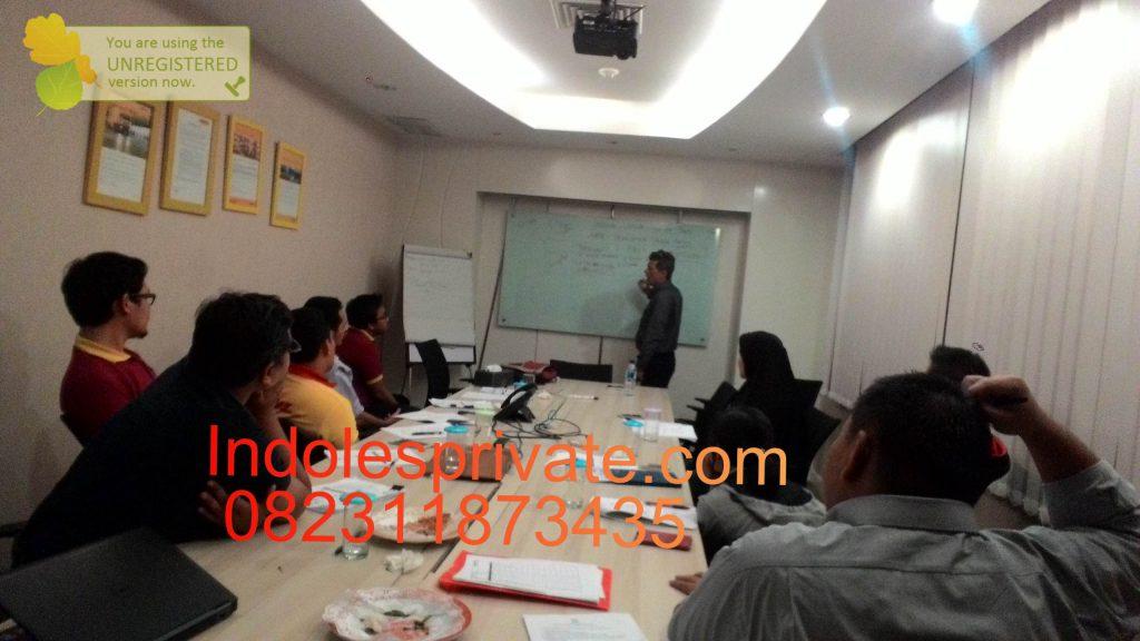 Les Privat Bahasa Inggris Untuk Karyawan Di Kapuk Muara