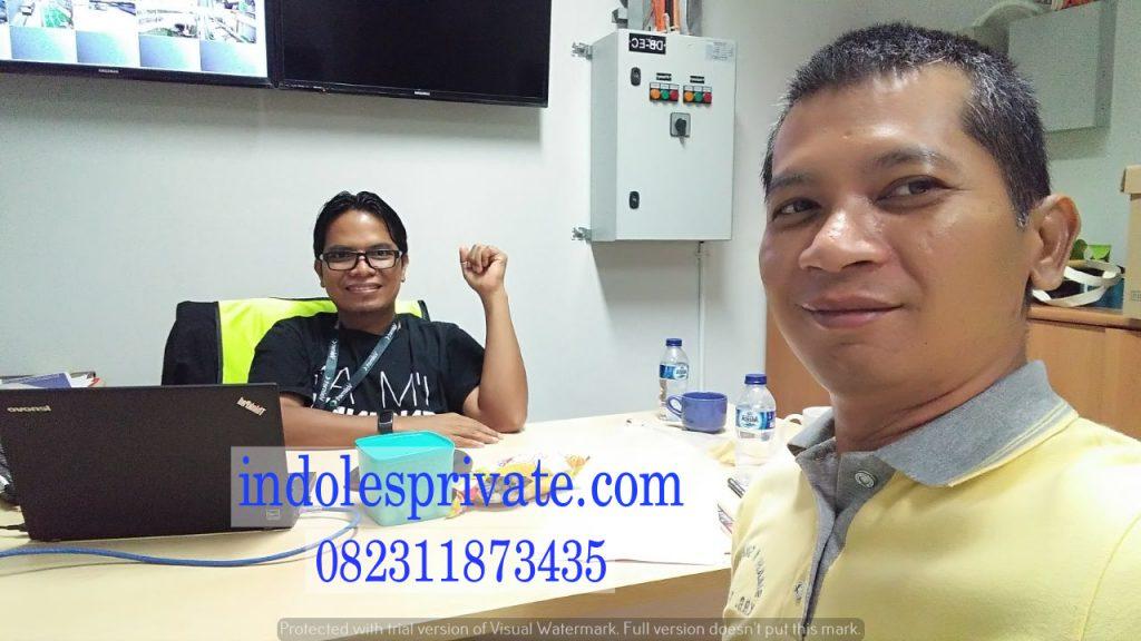 Les Privat Bahasa Inggris Untuk Karyawan Di Kartini