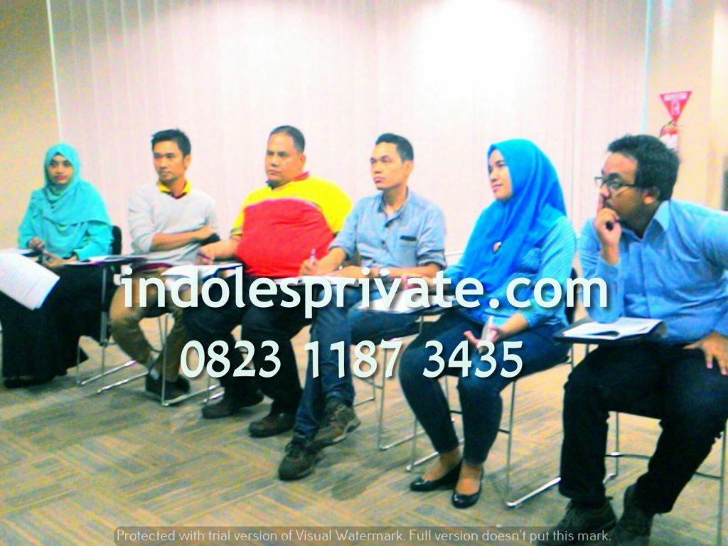 Les Privat Bahasa Inggris Untuk Karyawan Di Kemang Bekasi