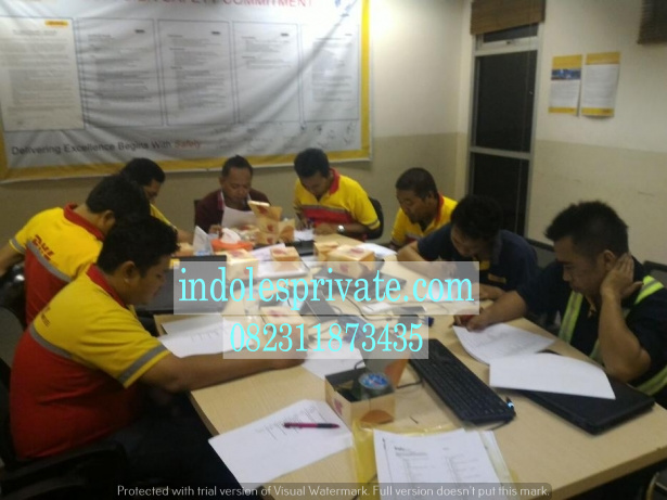 Les Privat Bahasa Inggris Untuk Karyawan Di Rawalumbu