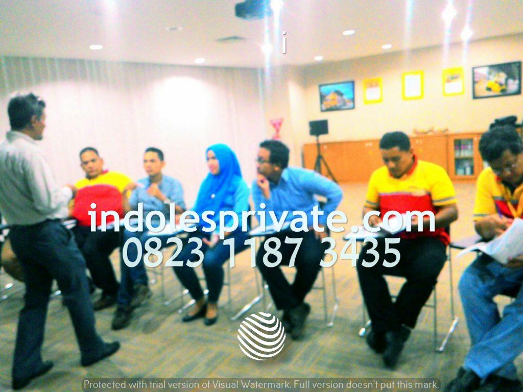 Les Privat Bahasa Inggris Untuk Karyawan Di Pondok Melati