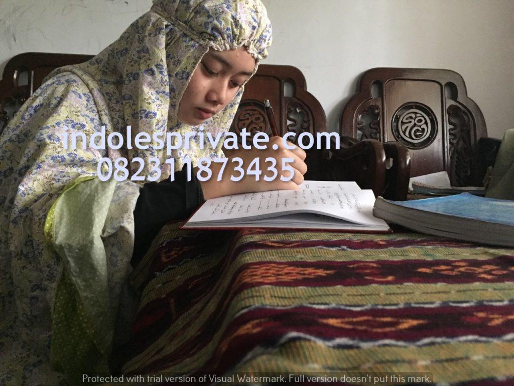 Les privat Bahasa Arab di Pondok Labu