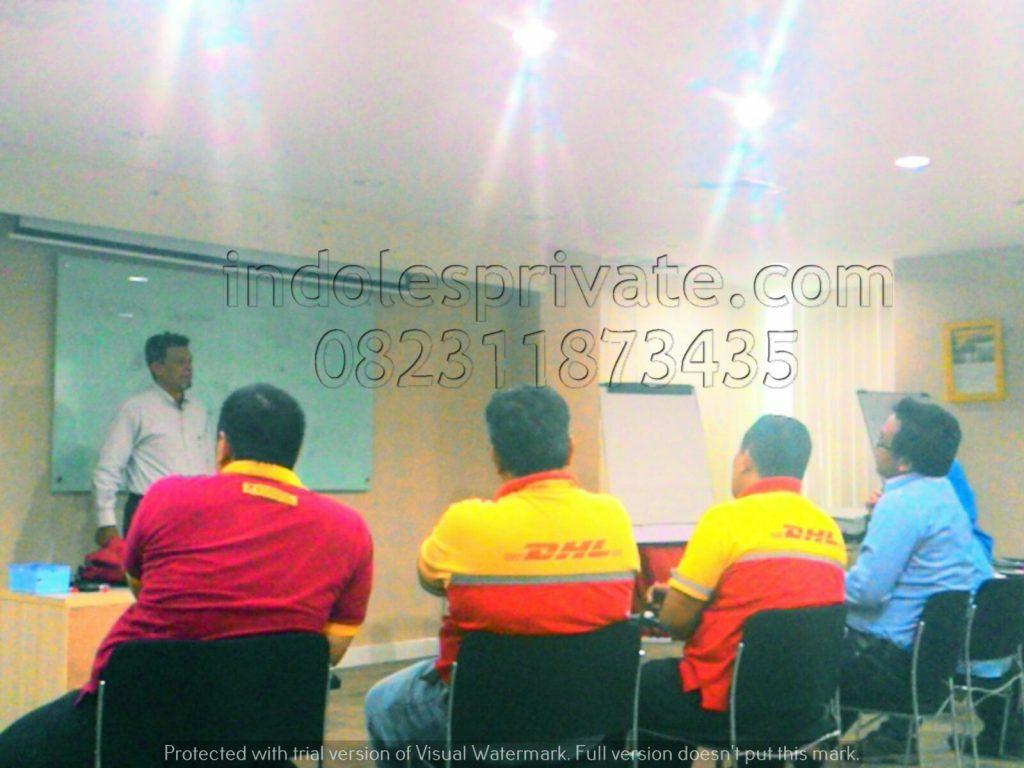 Les Privat Bahasa Inggris Untuk Karyawan Di Jaticempaka