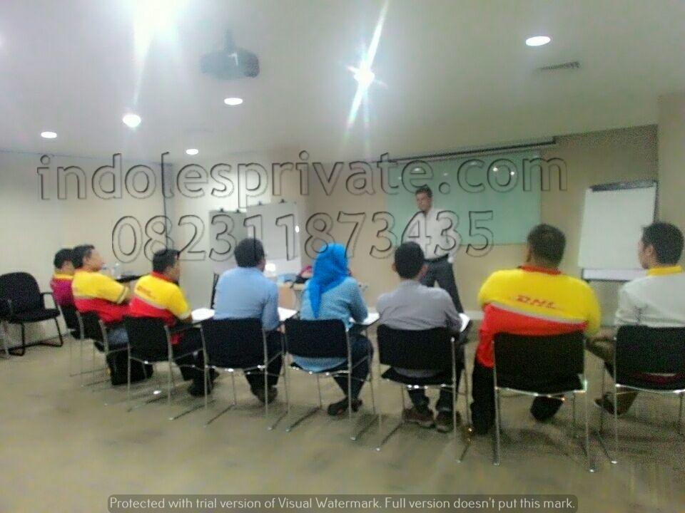 Les Privat Bahasa Inggris Untuk Karyawan Di Jatirahayu